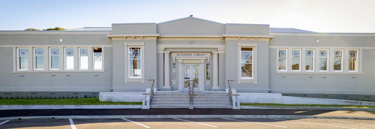 Alexander Research And Heritage Library, Whanganui, New Zealand