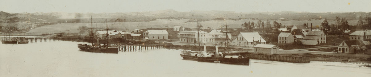 History Of Whanganui Early Settlers