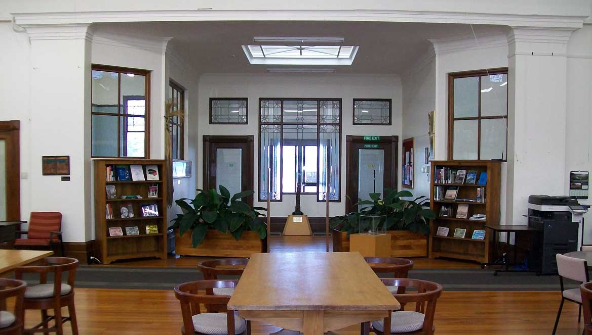 Alexander Heritage And Research Library