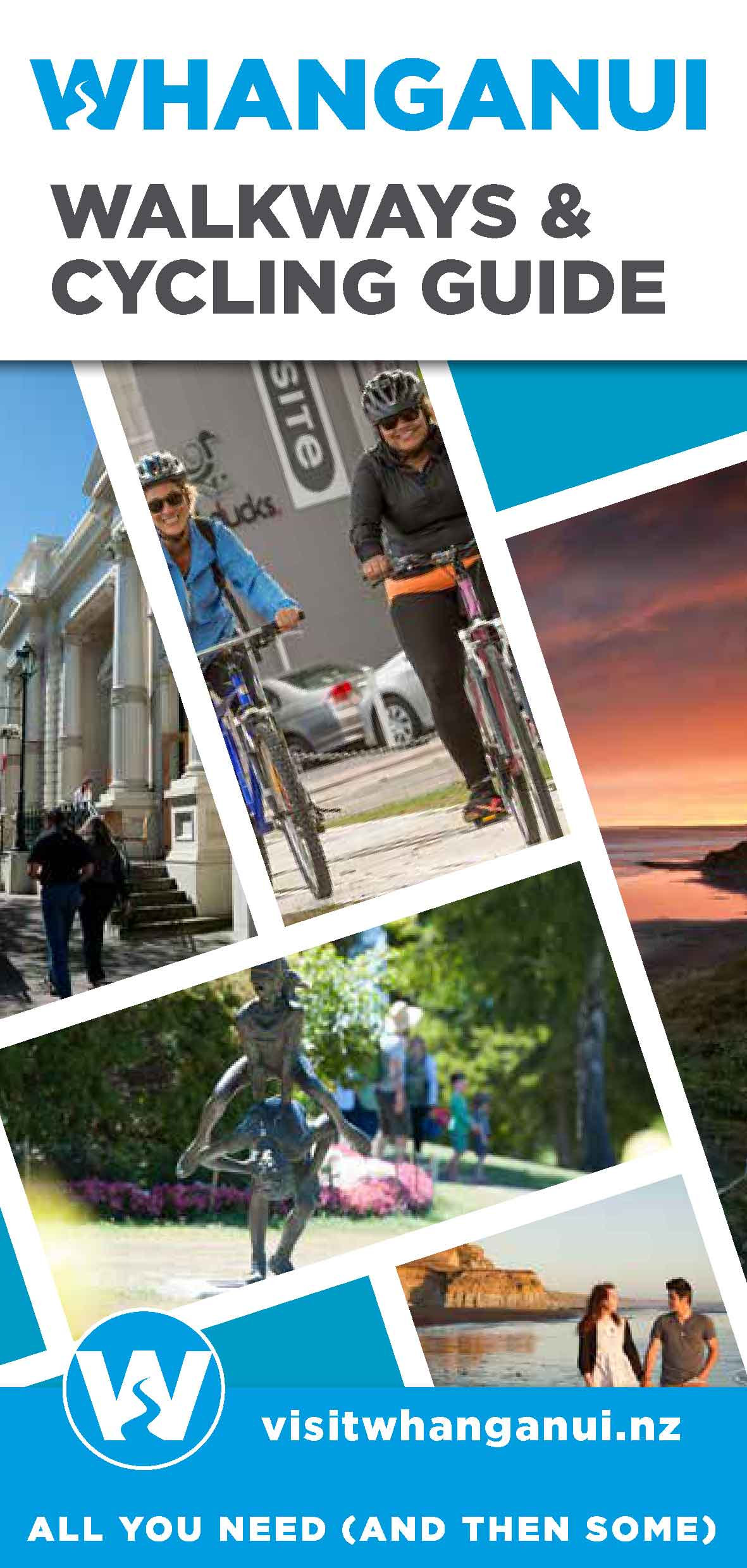 Whanganui Walking And Cycling Guide